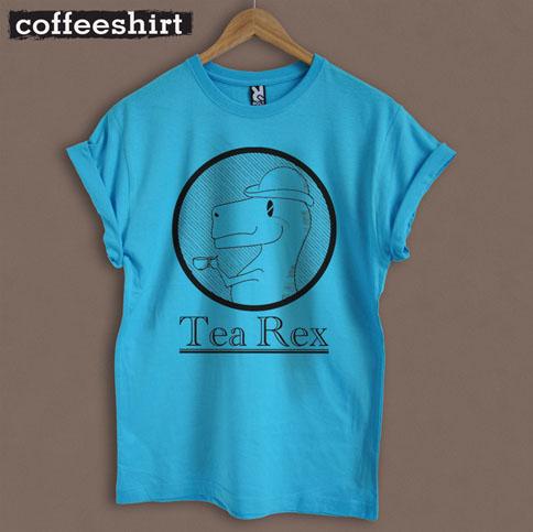 ��T_有关以下物品的详细资料: t-shirt tea rex